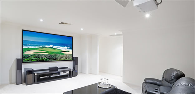 Enveloping Sound Services Media Rooms Home Theatre